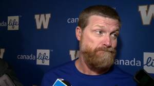 RAW: Blue Bombers Mike O'Shea Media Briefing – Sept. 24