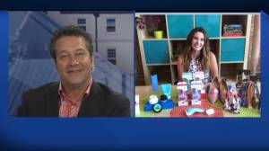 Beauty expert Chantel Guertin chats with Global News Morning