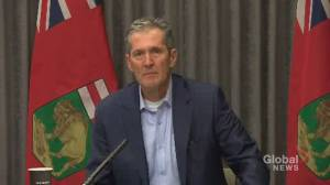 Coronavirus outbreak: Pallister shares experience with depression in discussing impact of COVID-19