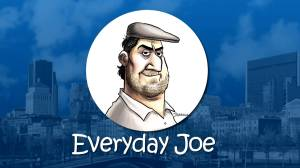 Everyday Joe: February blues (01:57)