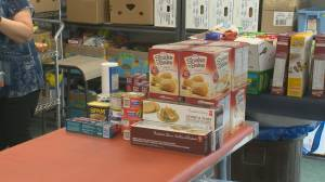 Global Okanagan hosts one-day online fundraiser to support Okanagan food banks (01:47)