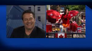 Global News Morning chats with Lifestyle and Parenting expert Taylor Kaye (04:54)