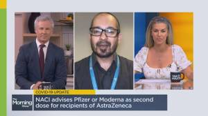 Got both doses of AstraZeneca vaccine? Here's what you can & can't do (04:55)