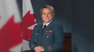 Remembrance Day 2020: Maj. Genevieve Dussault (03:23)