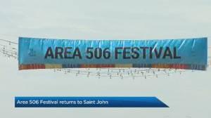 Popular Saint John festival returning (02:03)