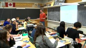 Halifax-area high school teachers will be teaching more classes each day next year (01:49)