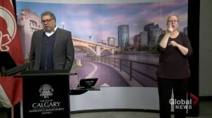 Nenshi says province and feds need to step up to help municipalities overcome finances