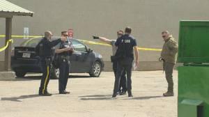 Kelowna RCMP investigate shooting (01:49)