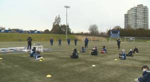 B.C. soccer clinics focus on Indigenous youth (02:17)