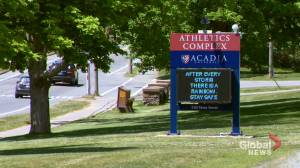 Wolfville, Acadia prepare for unique school year