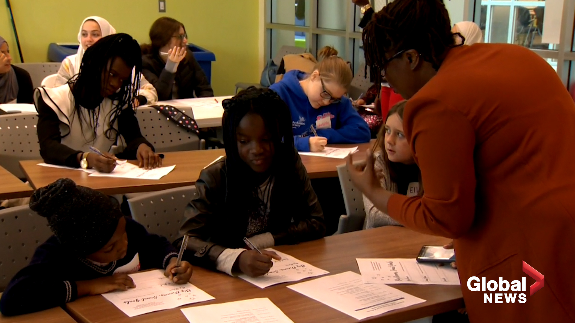 Halifax women share their stories, goals for gender equality at the Girls Inspire Girls Summit