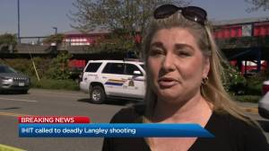 IHIT called to deadly Langley Sportsplex shooting (01:12)