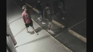 West Shore RCMP release video of youth linked to assault