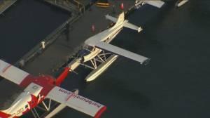 VPD investigate theft of seaplane in Coal Harbour