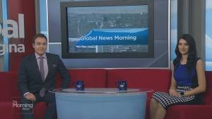 Checking in with Global Regina's Colton Praill and Brittney Matejka (03:31)