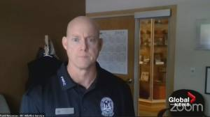 BC Wildfire Service said it is concerned about fatigue among crew members (04:20)