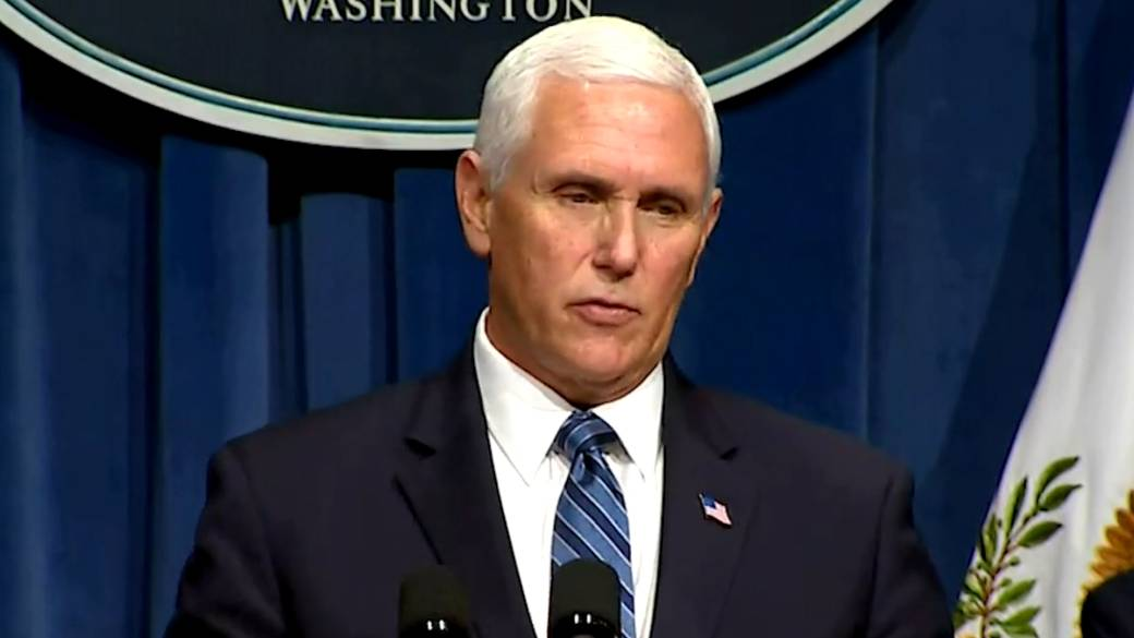 Pence Says It S A Good Thing Younger Americans Make Up Portion Of New Coronavirus Cases National Globalnews Ca