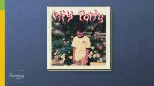 Curtis Waters talks about gaining fame on TikTok and his new album 'Pity Party' (02:47)