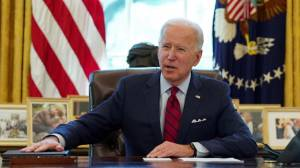 Coronavirus: Biden says decision to hold 2021 Tokyo Olympic Games 'must be based on science' (01:10)