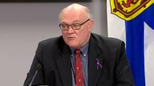 Coronavirus: Nova Scotia health official discusses COVID-19 vaccine planning (02:38)