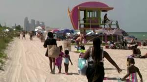 Coronavirus: Florida hits record 10,000 COVID-19 cases in a day