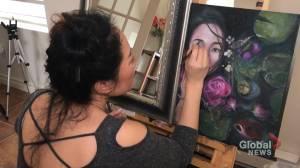 Riverview artist embraces her Korean culture through art