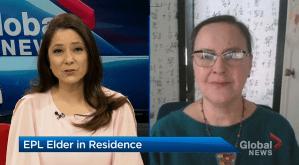 Edmonton Public Library names 2021 Indigenous Elder in Residence (05:40)