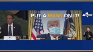 Coronavirus: NY Gov. Cuomo calls on Trump to stop 'enabling' COVID-19