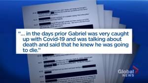 Nova Scotia gunman flagged for suspicious cash transactions before April shooting: documents (02:06)