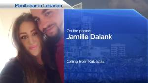 Winnipeg woman in Lebanon mourning two cousins