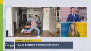 Key tips for safe & fun summer biking (05:13)