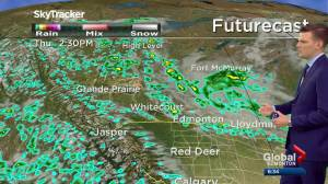 Edmonton weather forecast: Wednesday, June 3, 2020