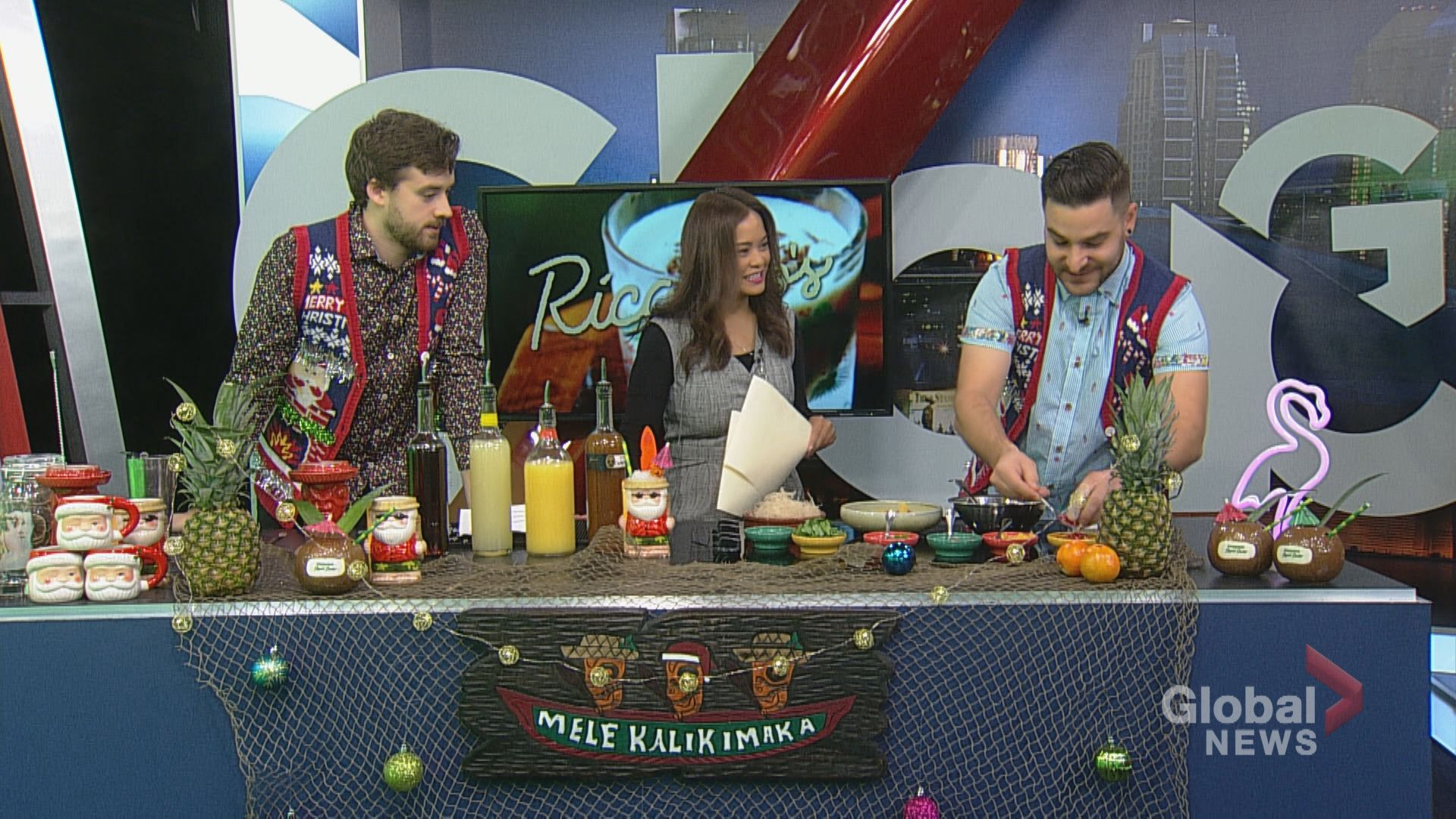 How a Calgary rum bar transformed itself to bring the tropics here during the holidays