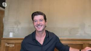 Checking in with Robin Thicke