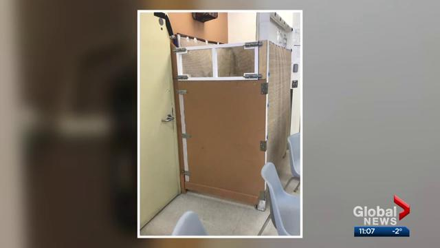 Alberta government releasing new seclusion room guidelines