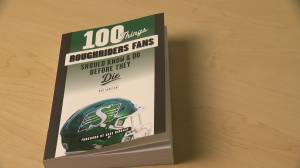 Rob Vanstone releases new book about Saskatchewan Roughriders (06:06)