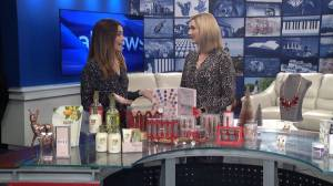 Beauty expert Chantel Guertin visits Global News Morning