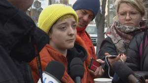 Witness describes chaotic scene following shooting in Ottawa
