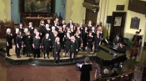 'She Sings' women's choir teams with Brasswerks for Christmas Fanfare