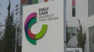 Vancouver man charged in arson at Emily Carr University