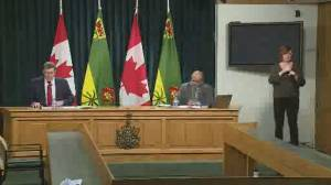 Coronavirus outbreak: Saskatchewan's premier stresses on testing efforts as province reports first deaths due to COVID-19