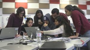 N.B. organization empowering youth through digital training (01:52)