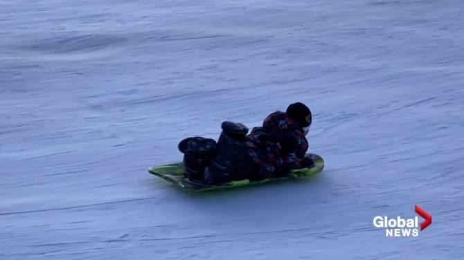 Click to play video: Health Matters: Toboggan injuries on the rise in Alberta