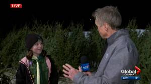 60 years of seasonal smiles: Calgary Scouts carry on Christmas tree lot tradition