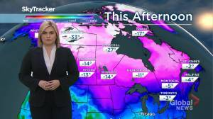 Saskatchewan weather outlook: Dec. 12