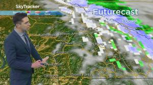 Kelowna Weather Forecast: May 6