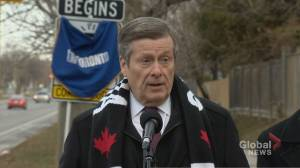 Warnings issued to drivers caught speeding until 90-day period is up: Tory