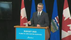 Alberta budget forecasts $6.8-billion deficit