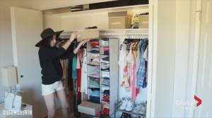 """Tackling the """"Closet Purge"""" (08:02)"""
