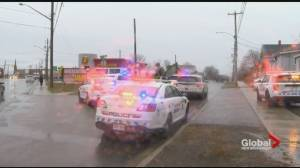 2 arrested after man 'seriously injured' in Moncton (00:58)